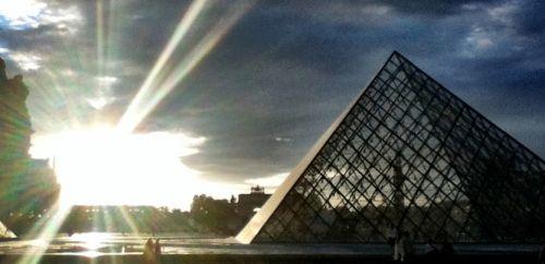 COVID-19 Louvre