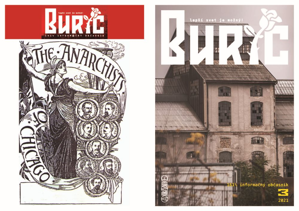 Buric-cover